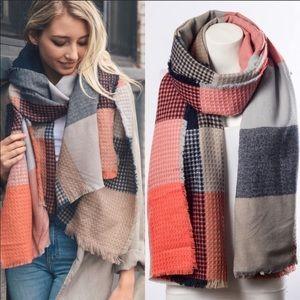 Accessories - LA Blanket Scarf